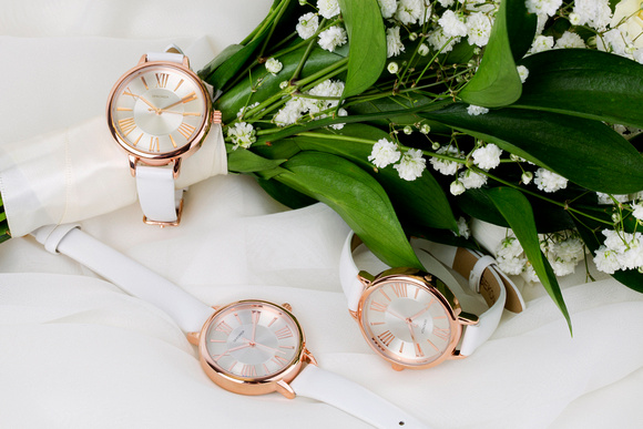 House of Watches Wedding Campaign